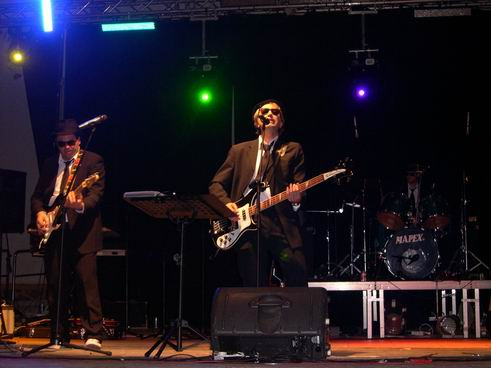 Alumbres Cartagena, sabado 15 agosto