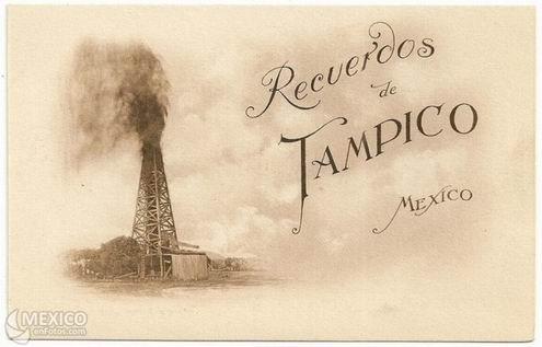 Amable postal de los Titanes Bizarros desde México