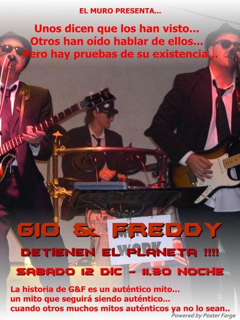 Viernes 11 en Murcia y Sabado 12 en El Muro