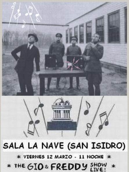 La Nave (San Isidro), viernes 12 marzo