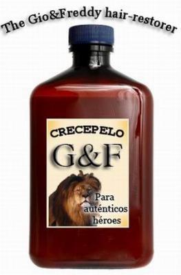 Crecepelo G&F