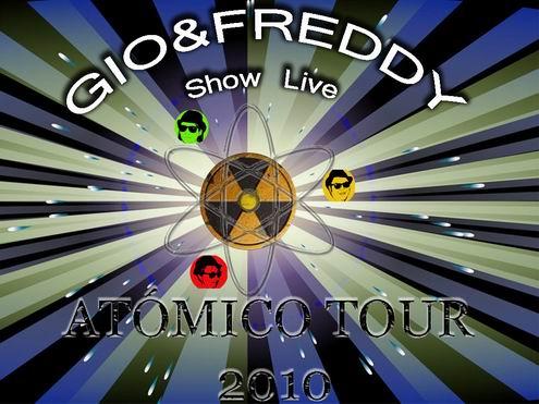Aventuras Bizarras del Atómico Tour 2010