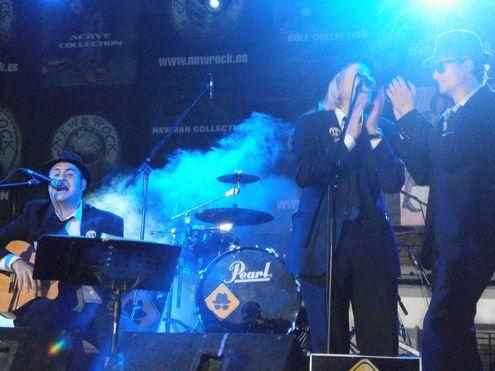 Descarga flamenca en Letur 2012